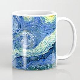Vincent van Gogh Starry Night 1889 Coffee Mug