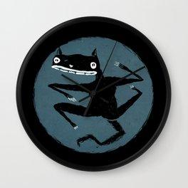 A Cat Wall Clock
