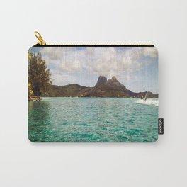 Bora Bora Tahiti, Take Me on a Jet Ski Carry-All Pouch
