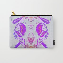CatSkull Carry-All Pouch