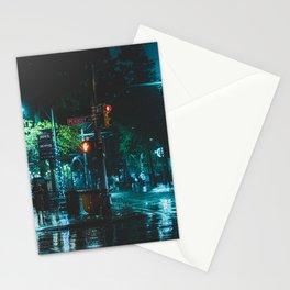 Memphis Scene - Memphis Photo Print Stationery Cards
