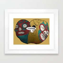 Blender (Mix/estizo) Framed Art Print