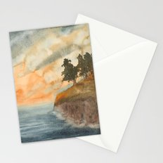 Forest by the Sea Stationery Cards