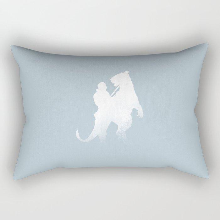 Tauntaun Rectangular Pillow