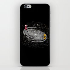 Love Long Distance 2.0 iPhone Skin