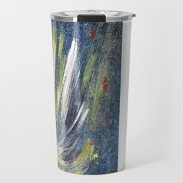 Cosmic blue ig Travel Mug