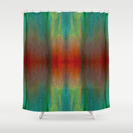 Cliffs of Ecstasy Shower Curtain