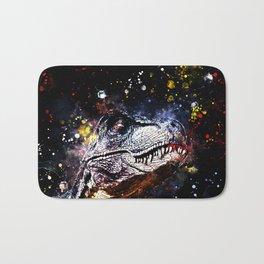 tyrannosaurus rex wsstd Bath Mat