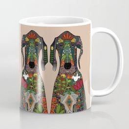 Great Dane love beige Coffee Mug