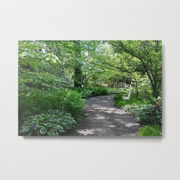 The Perfect Distraction Metal Print