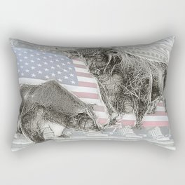 Have a NYSE day! Rectangular Pillow