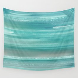 Turquoise Geode Wall Tapestry