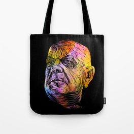 Rainbow Sibelius Tote Bag