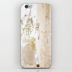 flower and dresses III iPhone & iPod Skin