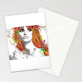 Pop-Art Fantasy 2 Stationery Cards