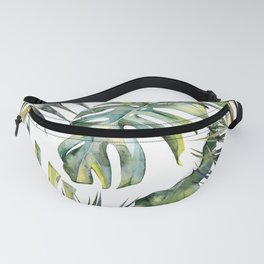 TROPICAL GARDEN 2 Fanny Pack