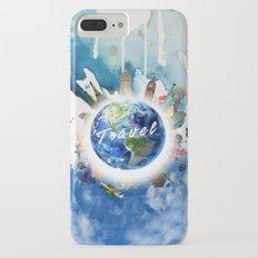 TRAVEL Slim Case iPhone 7 Plus