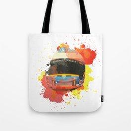 Fernando Alonso #14 - 2017 Tote Bag