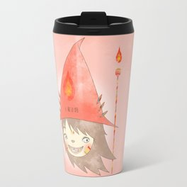PAULLY POTTER - LICENSED WIZARD Travel Mug