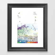 you're COLOR - Page 8 Framed Art Print