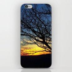 Shenandoah Sunset iPhone & iPod Skin