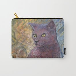 A cat named Lilly Pilly Carry-All Pouch