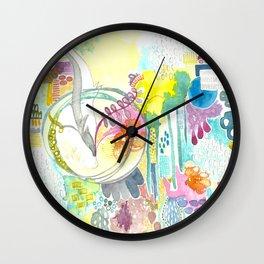 dreamscape song.  Wall Clock