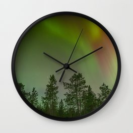 Aurora VI Wall Clock