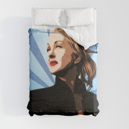 Cyndi Lauper - Pop Art Comforters