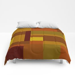 Golden Harvest Comforters