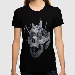 the end tealanb T-shirt