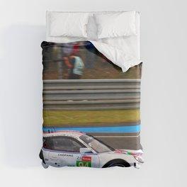 German Sports Car Le Mans 2019 Duvet Cover