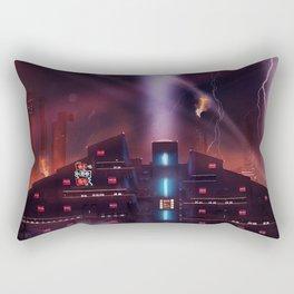 Andover Esate, Blade Runner Style Rectangular Pillow