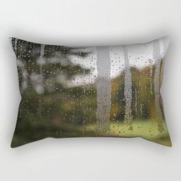 Droplet Landscape II Rectangular Pillow