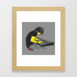 mood. Framed Art Print