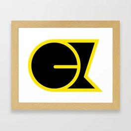 CZ Framed Art Print