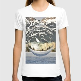 Nestled In The Mountains T-shirt