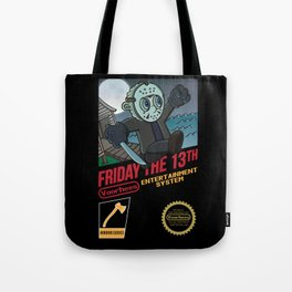 Super Voorhees Bros Tote Bag