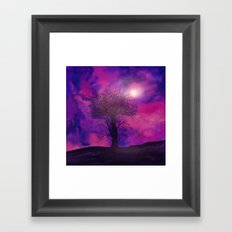 Wish You Were Here 03 Framed Art Print