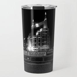 Nashville Nights - sky scraper  Travel Mug