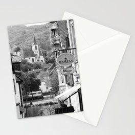 Trarbach as seen from Traben Stationery Cards