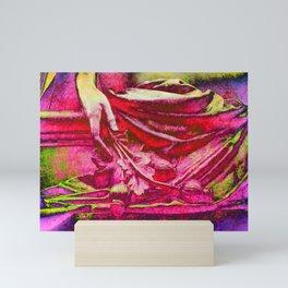 Dreaming in color Mini Art Print