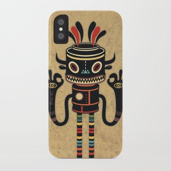 Tribe Gathering iPhone Case