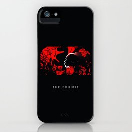 THE EXHIBIT CHAPTER ONE: COCO AGAPE LOVE WARRIOR iPhone Case
