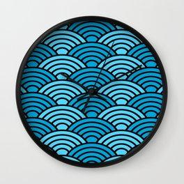 Pattern 13 Wall Clock