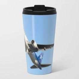 LAN Airlines Boeing 767-316/ER Take-off Miami / airlines Travel Mug
