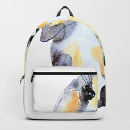 Cute Bunny Nose Backpack