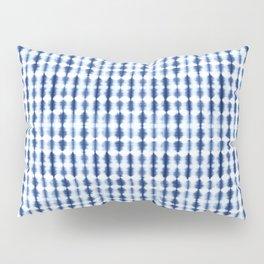 Shibori Frequency Pillow Sham