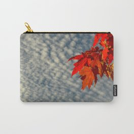 Evening Sky in The Fall by Teresa Thompson Carry-All Pouch