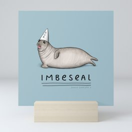 Imbeseal Mini Art Print